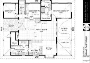 Passive solar Homes Plans Passive solar Design Basics Green Homes Mother Earth News
