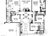 Patio Home Floor Plans Great Covered Patio Home Plan 81394w Architectural
