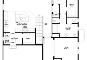 Patio Homes Floor Plans Greenland New Home Floor Plan In Trailside Patio Homes