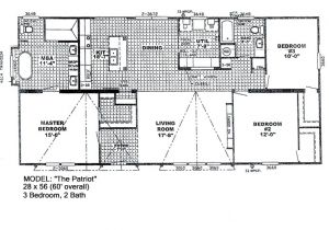 Patriot Mobile Home Floor Plans Patriot Manufactured Homes Floor
