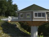 Pedestal House Plans Pedestal Octagonal Cbi Kit Homes
