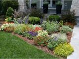 Perennial Flower Bed Plans for Front Of House Flower Bed Next to House Foundation Landscaping
