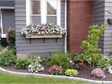 Perennial Flower Bed Plans for Front Of House Flower Beds for Front Of House Landscape Design