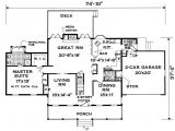 Perfect Design Home Plans Perfect for A Large Family 7004 5 Bedrooms and 2 Baths