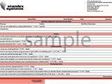Personal Emergency Evacuation Plan Template Care Home 21 391 Personal Emergency Evacuation form Peep Standex