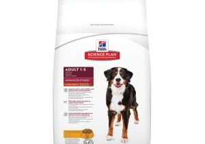 Pets at Home Science Plan Hill 39 S Science Plan Advanced Fitness Large Breed Adult Dog