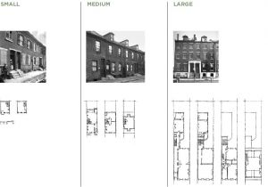 Philadelphia Row Home Floor Plan 301 Moved Permanently