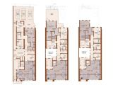 Philadelphia Row Home Floor Plan Row Home Floor Plan Luxury Row House 1 2nd Floor Layout