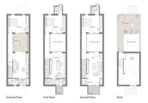 Philadelphia Row Home Floor Plan Row House Floor Plans Philadelphia