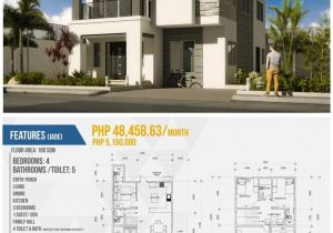 Philippine House Designs and Floor Plans for Small Houses Awesome Modern House Designs and Floor Plans Philippines