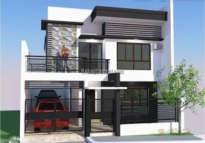 Philippine House Designs and Floor Plans for Small Houses Modern Bungalow House Plans In Philippines