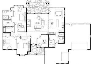 Pictures Of Open Floor Plan Homes Open Floor Plan Homes Open Floor Plans for New Homes 17