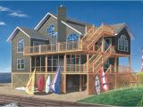 Pier Piling House Plans Beach House Plans for Homes On Pilings Plans On Piers