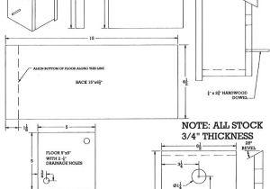 Pinterest Home Plans Bird Houses Plans and Designs New Bird House Plan Diy