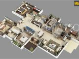 Plan 3d Home 3d Home Floor Plan 3d Floor Plan 3d Floor Plan for House