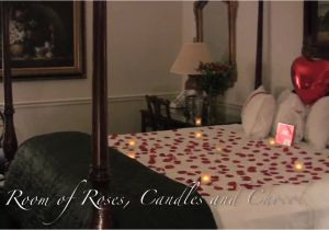 Plan A Romantic Night for Him at Home Decorate A Romantic Hotel Room Romantic Room Designs