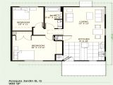 Plan for00 Square Feet Home 900 Square Foot House Plans Simple Two Bedroom 900 Sq Ft