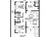 Plan for00 Square Feet Home Home Design House Plan for Feet by Feet Plot Plot Size