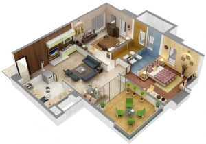 Plan Home 3d 13 Awesome 3d House Plan Ideas that Give A Stylish New