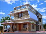Plan Home Design Nice Modern House with Free Floor Plan Kerala Home