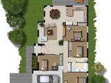 Plan Home Design Presentation Floor Plans Archiform 3d