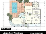 Plan Home Design Small House Plans Floor for Houses Cottage Two Bedroom 3d