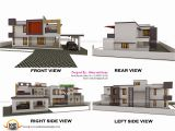 Plan Of Homes 3d View with Plan Kerala Home Design and Floor Plans
