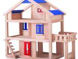 Plan toys Doll Houses Plan toys Dollhouse the Best Eco Friendly Dollhouse