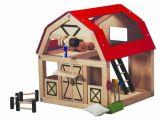 Plan toys Farm House Kathy 39 S Montessori Life Farmy Farm E I E I Oooo
