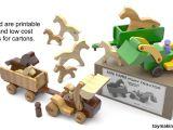 Plan toys Farm House Wood toy Plans Mini Farm Pony Tractor Youtube