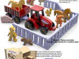 Plan toys Farm House Wooden Farm toys Plans Wow Blog