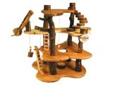 Plan toys Tree House Recyled Wood Treehouse Inhabitat Sustainable Design
