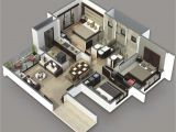 Plan Your Home 3d 3 Bedroom House Plans 3d Design 3 House Design Ideas