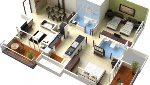 Plan Your Home 3d Bedroom Position In Home Design Plans 3d This for All