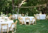 Planning A Wedding Reception at Home Backyard Wedding Reception Decoration Ideas Wedding