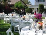 Planning A Wedding Reception at Home Low Budget Weddings