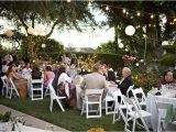 Planning A Wedding Reception at Home Planning An Outdoor Wedding Reception Wedding Life