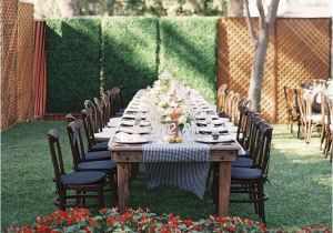 Planning A Wedding Reception at Home Wedding Receptions at Home Wedding Secrets