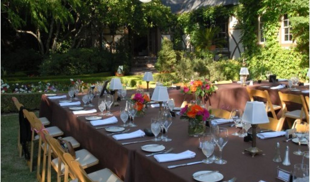 Planning An Outdoor Wedding At Home Awetya Images Planning An
