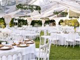 Planning An Outdoor Wedding at Home Have A Backup Plan when Planning An Outdoor Wedding