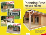 Planning Permission for Caravans and Mobile Homes Planning Eco Mobile Homes