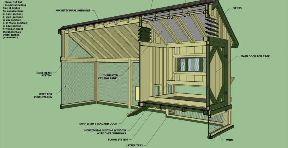 Plans for A Chicken House Chicken Coop Plans 101 Chicken Coop How to
