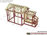 Plans for A Chicken House Home Garden Plans S101 Chicken Coop Plans Construction