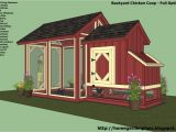 Plans for A Chicken House Mobile Chicken Coop Plans
