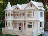 Plans for A Doll House Victorian Dollhouse Woodchuckcanuck Com