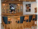 Plans for A Home Bar Oak Back Bar Woodworking Plans