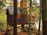Plans for A Tree House Free Deluxe Tree House Plans