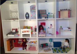 Plans for American Girl Doll House Diy American Girl Doll House