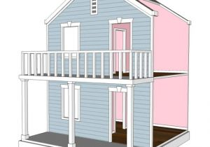 Plans for American Girl Doll House Doll House Plans for American Girl or 18 Inch Dolls 4 Room