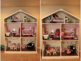 Plans for American Girl Doll House Kent and Denise Conder Family American Girl the